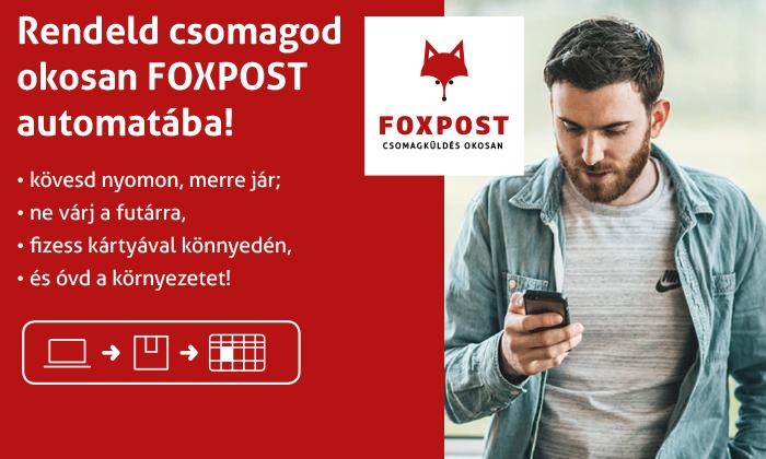 FOXPOST Parcel locker